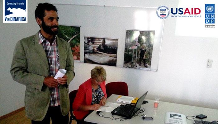 """Franco Negri Becerra, kompanija """"Explorandes"""" - Peru"""